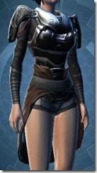 Dark Reaver Hunter Female Body Armor