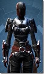 Dark Reaver Hunter - Female Close