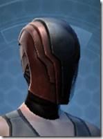 Dark Reaver Hunter Female Helmet