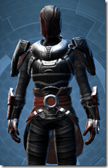 Dark Reaver Hunter - Male Close