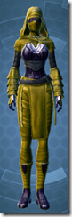 Dark Reaver Inquisitor Dyed