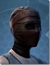 Dark Reaver Inquisitor Female Headgear