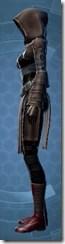 Dark Reaver Inquisitor - Female Left