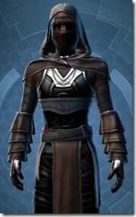 Dark Reaver Inquisitor - Male Close