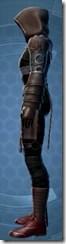 Dark Reaver Inquisitor - Male Left