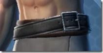 Dark Reaver Inquisitor Male Sash