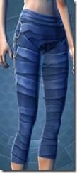 Dark Reaver Knight Female Leggings