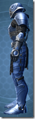 Dark Reaver Knight - Male Left
