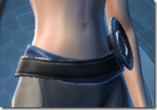 Dark Reaver Smuggler Female Belt