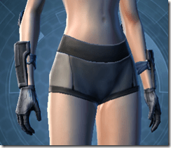 Dark Reaver Smuggler Female Gloves