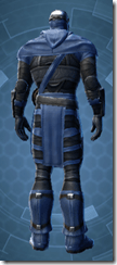 Dark Reaver Smuggler - Male Back