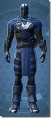 Dark Reaver Smuggler - Male Front
