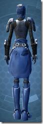 Dark Reaver Trooper - Female Back