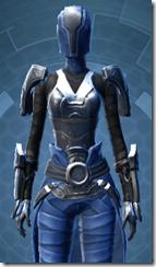 Dark Reaver Trooper - Female Close