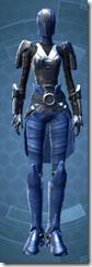 Dark Reaver Trooper - Female Front