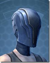 Dark Reaver Trooper Female Helmet