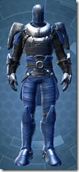 Dark Reaver Trooper - Male Front