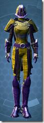 Dark Reaver Warrior Dyed