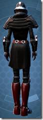 Dark Reaver Warrior - Female Back
