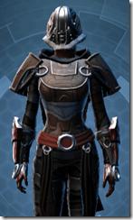 Dark Reaver Warrior - Female Close