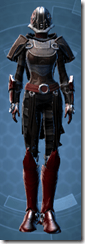 Dark Reaver Warrior - Female Front