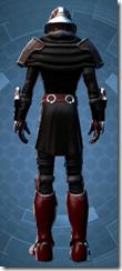 Dark Reaver Warrior - Male Back