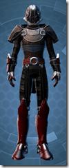 Dark Reaver Warrior - Male Front