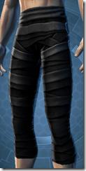 Dark Reaver Warrior Male Leggings
