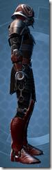 Dark Reaver Warrior - Male Right