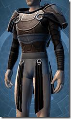 Dark Reaver Warrior Male Vestments