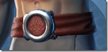 Dark Reaver Warrior Male Waistcord