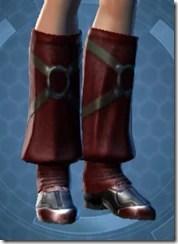 Deceiver Agent Imp Female Boots