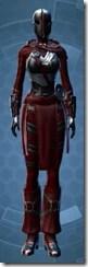 Deceiver Agent Imp - Female Front