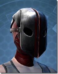 Deceiver Agent Imp Female Headgear