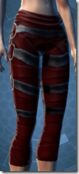 Deceiver Agent Imp Female Leggings