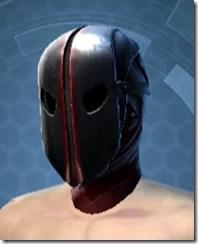 Deceiver Agent Imp Male Headgear
