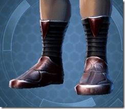 Deceiver Consular Male Boots