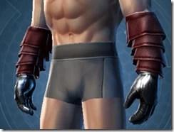 Deceiver Consular Male Handwraps