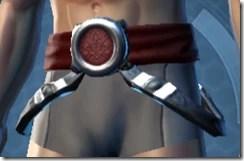 Deceiver Hunter Male Belt
