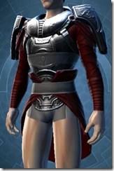 Deceiver Hunter Male Body Armor