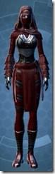 Deceiver Inquisitor - Female Front