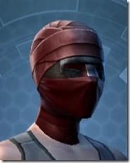 Deceiver Inquisitor Female Headgear