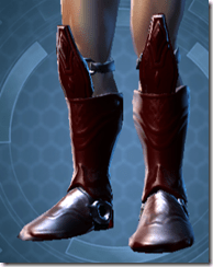 Deceiver Knight Male Boots