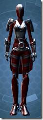 Deceiver Trooper - Female Front