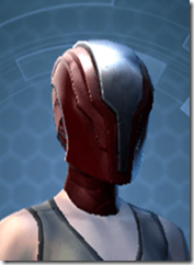 Deceiver Trooper Female Helmet