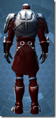 Deceiver Trooper - Male Back