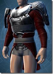 Deceiver Trooper Male Body Armor