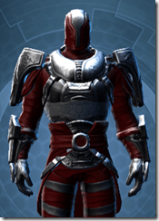 Deceiver Trooper - Male Close
