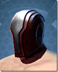 Deceiver Trooper Male Helmet