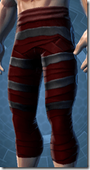 Deceiver Trooper Male Leggings
